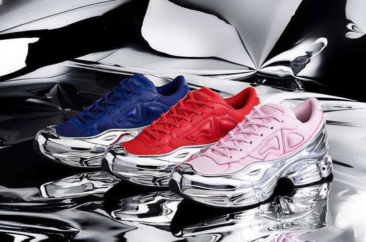 raf-simons-chrome-covered-ozweego-sneaker-adidas-designboom-2