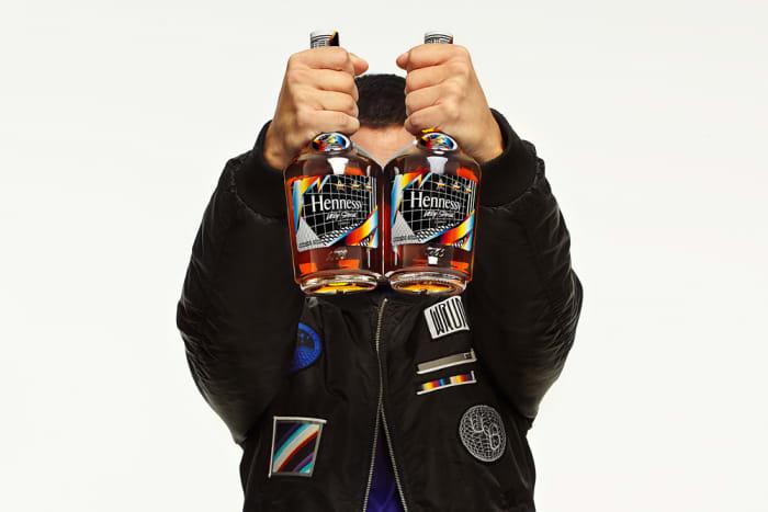 Felipe Pantone x Hennessy 2