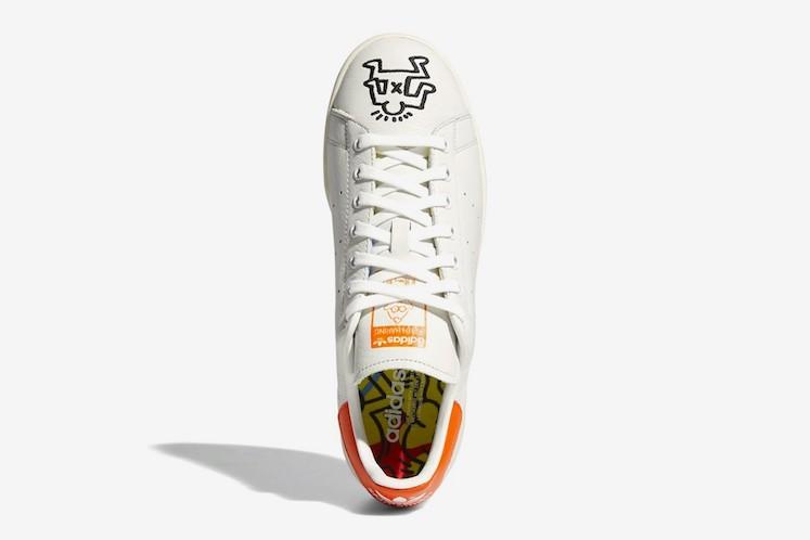 Keith Haring x adidas 10