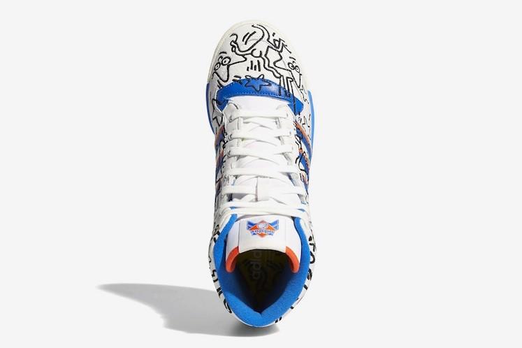 Keith Haring x adidas 6