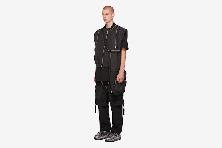 Blackmerle – Jacket Bag 3