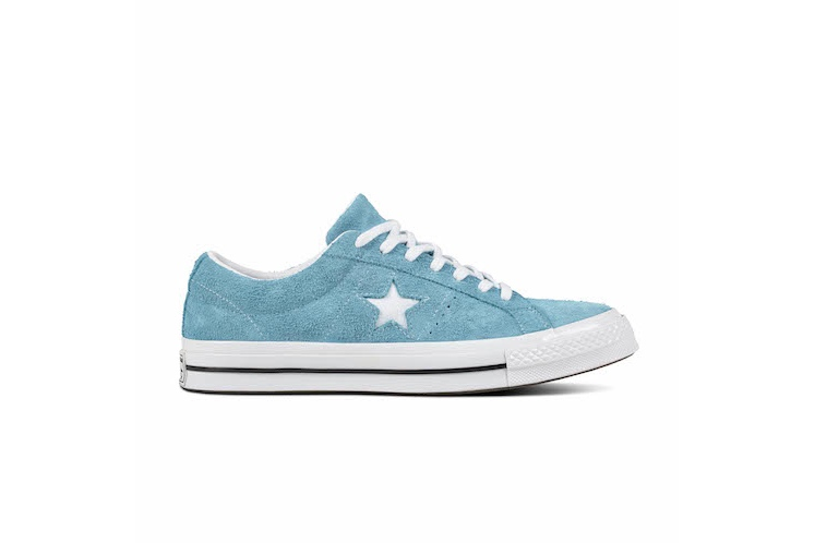 Converse One Star Suede&Metallic 1
