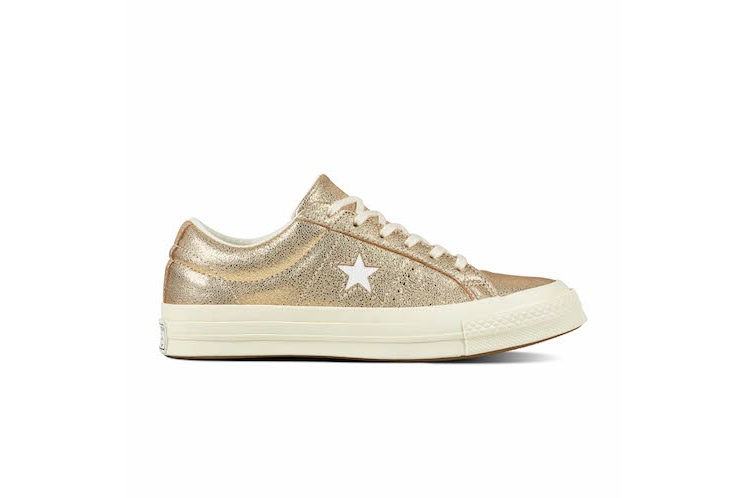 Converse One Star Suede&Metallic 2