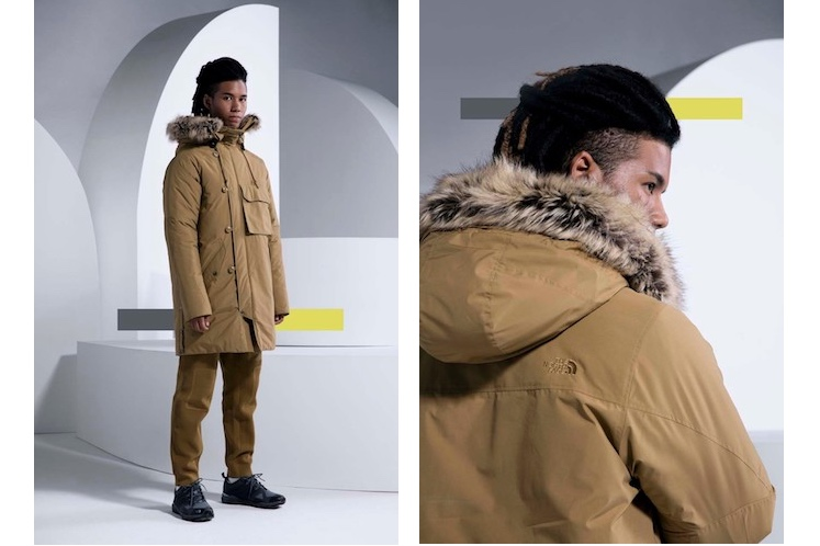 TNF Urban Exploration FW19 18