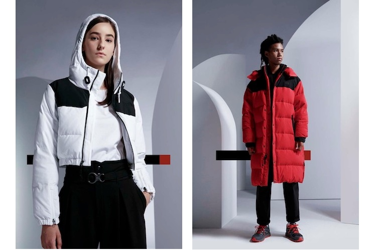TNF Urban Exploration FW19 2