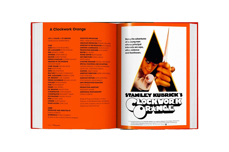 Stanley Kubrick Archives Book 3