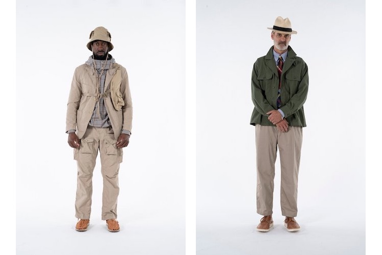 Engineered Garments SS21 1