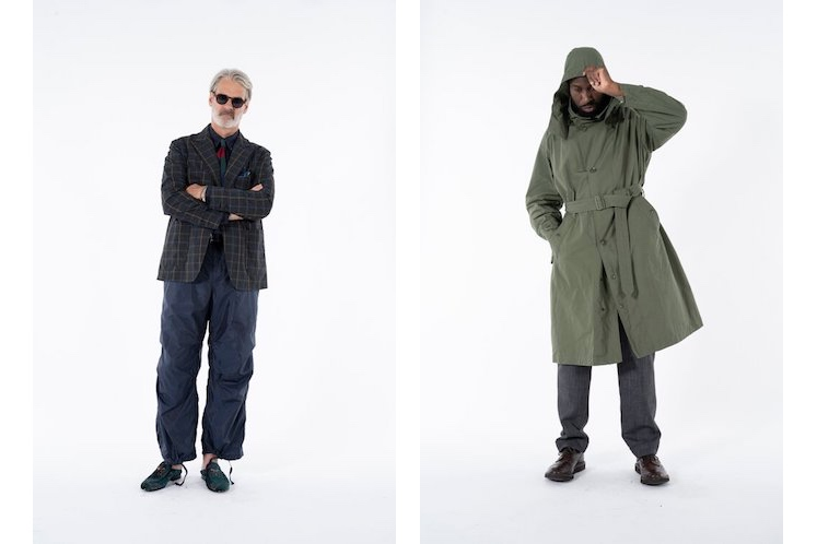 Engineered Garments SS21 3