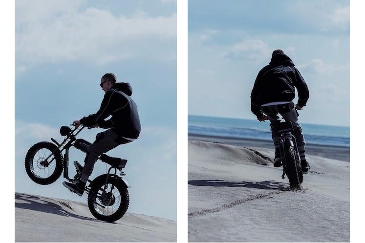 NGHBHD x Super 73 Electric Bike 9