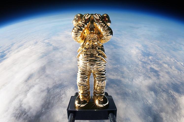 KAWS HOLIDAY SPACE 3
