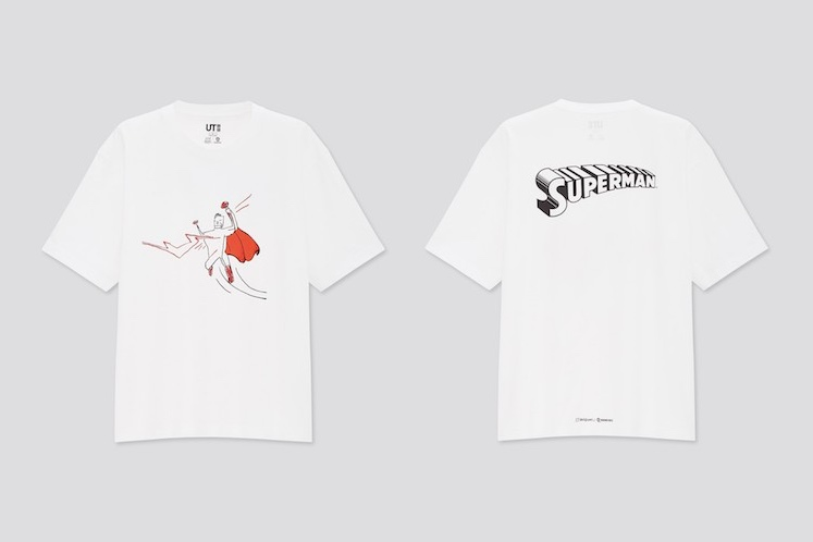 Uniqlo UT x DC x Basquiat6