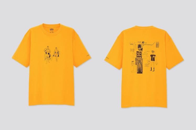 Uniqlo UT x DC x Basquiat7