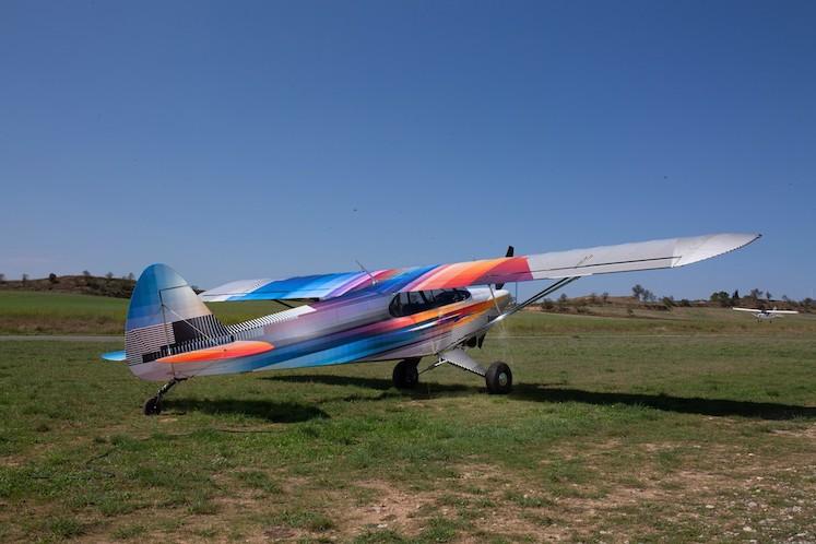 Felipe Pantone x Carbon Cub – INTR3PID Aeroplano2