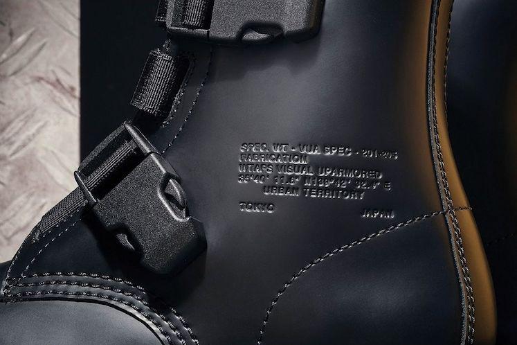 WTaps x Dr Martens – 1460 boot 4