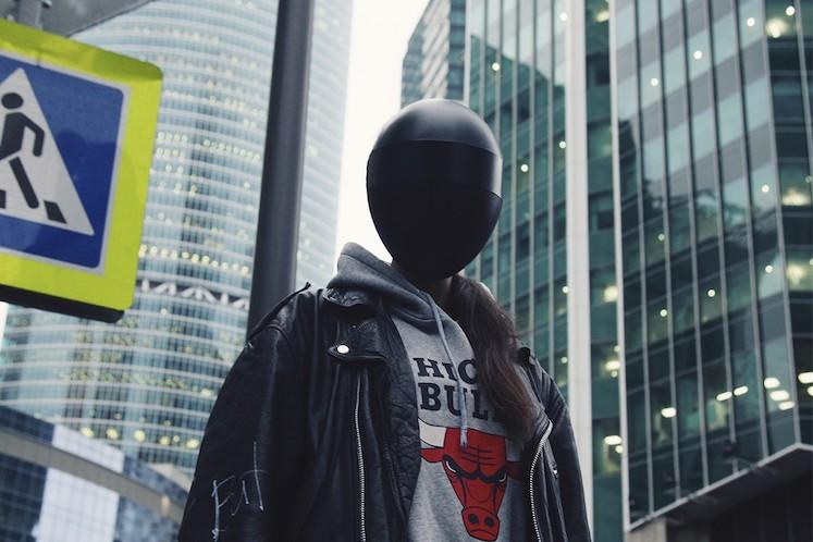 Face Masks inspiradas en Daft Punk 9