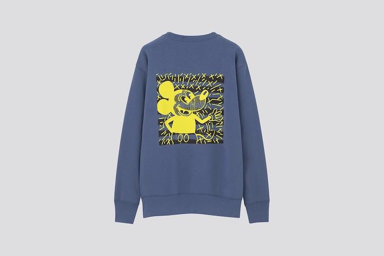 Uniqlo UT x Keith Haring x Disney 5