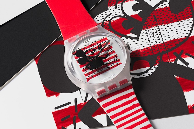 Swatch x Keith Haring – Mickey Mouse Watches 5