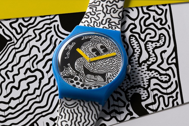 Swatch x Keith Haring – Mickey Mouse Watches 6