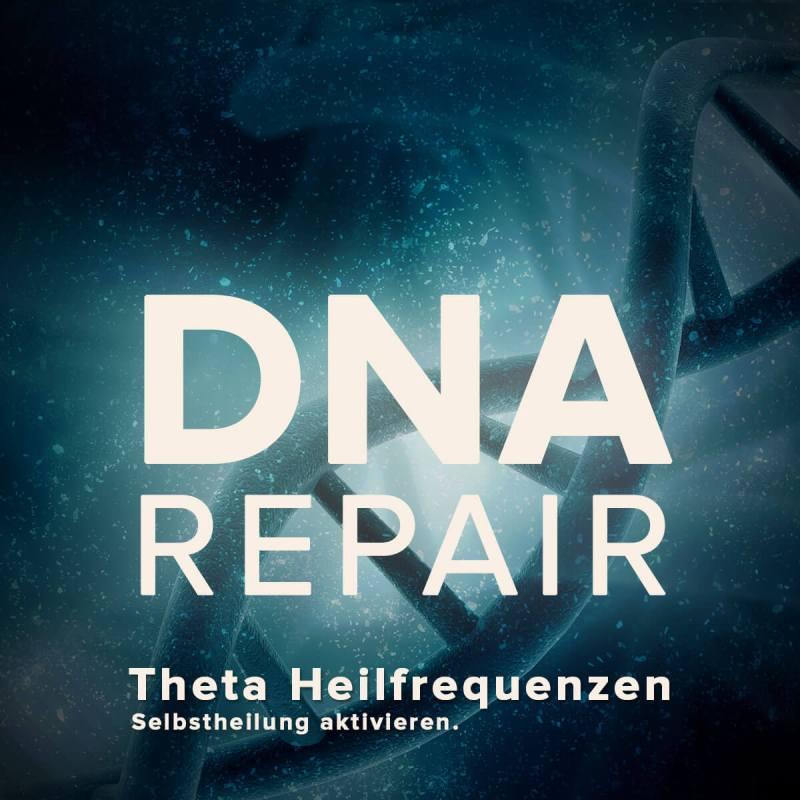 Ziehe mit der 528Hz Solfeggio Frequenz Wunder in dein Leben - DNA Reparatur