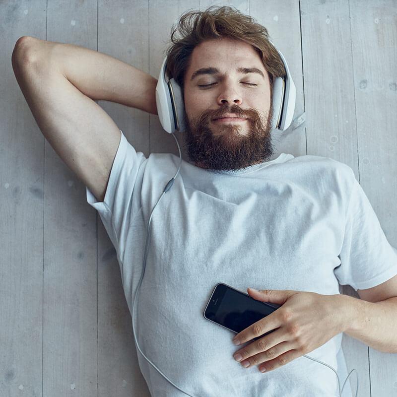 Entspannung und Meditation duch Kangreisen und Entspannungsmusik von visionjuice