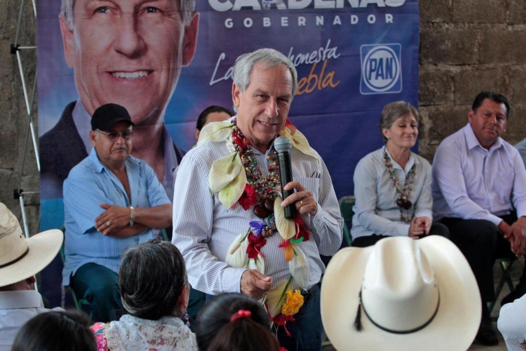 NUEVAS Y MEJORES CARRETERAS PARA DETONAR LA ECONOMÍA DE LA SIERRA : CÁRDENAS