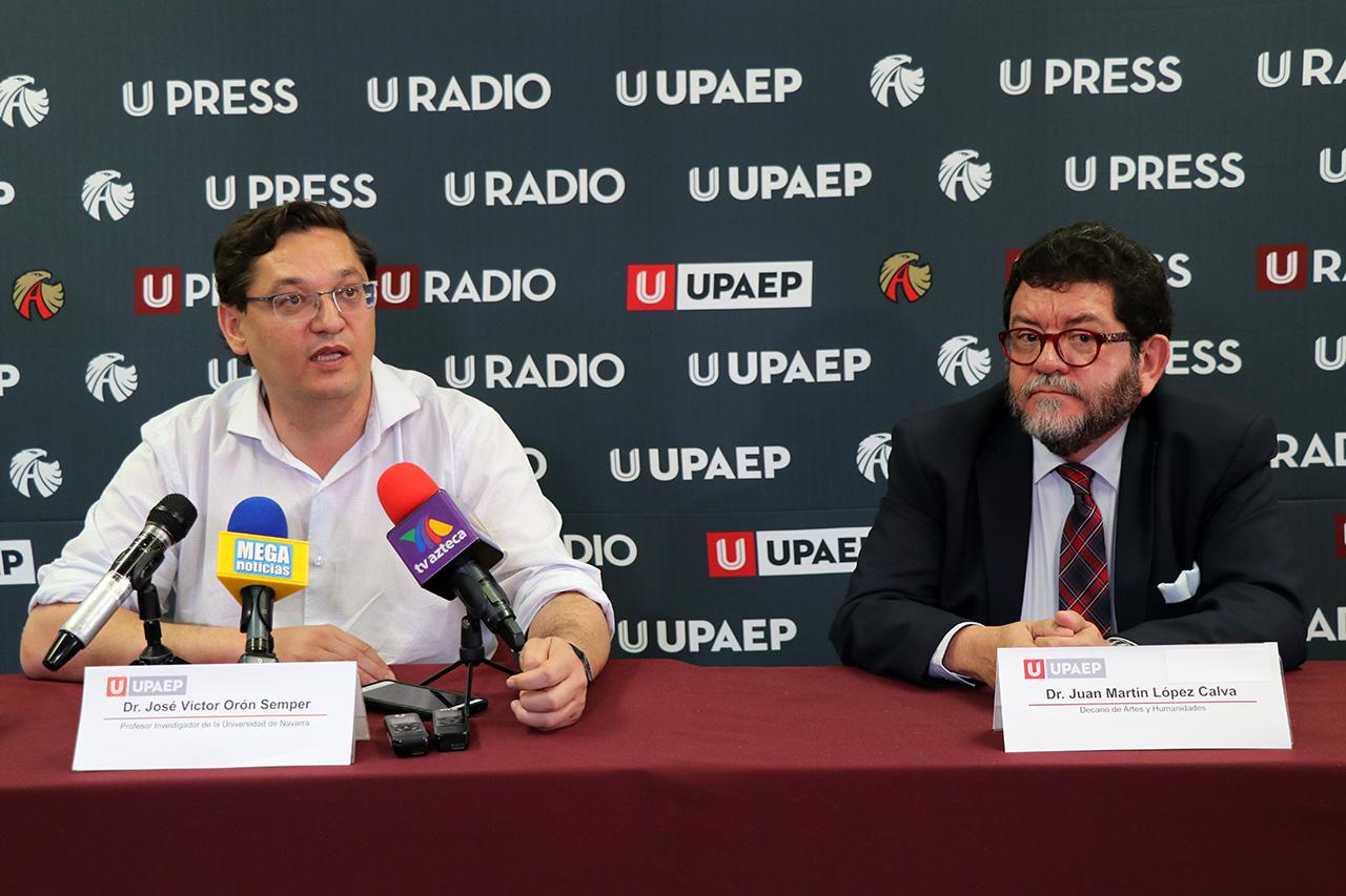 UPAEP y Universidad de Navarra, España presentarán libro Neuropsicología de las Emociones