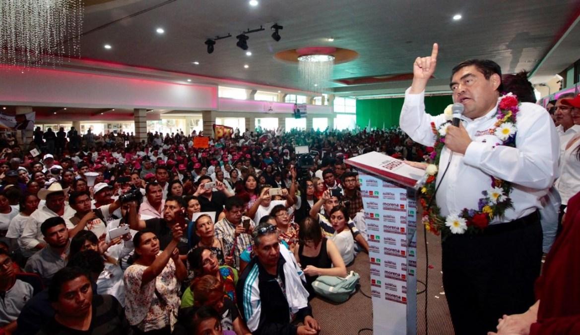 REFORMA CONSTITUCIONAL Y LEGAL PARA PONER A PUEBLA A LA VANGUARDIA DE LOS DERECHOS DE LAS MUJERES: BARBOSA HUERTA