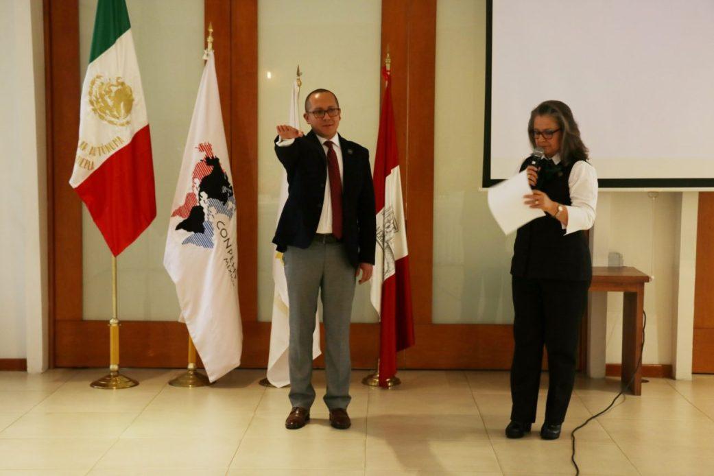 NOMBRAN A ACADÉMICO DE LA IBERO PUEBLA PRESIDENTE DEL CAPÍTULO MÉXICO DE LA CONPEHT