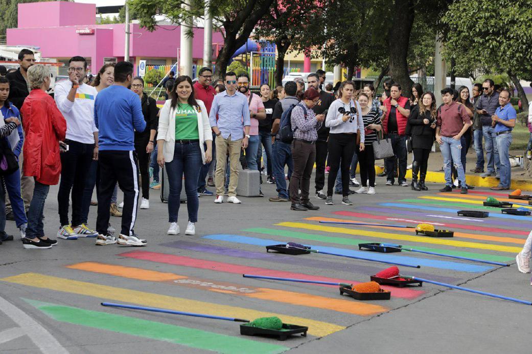 GOBIERNO DE LA CIUDAD A FAVOR DEL RESPETO A LA DIVERSIDAD SEXUAL