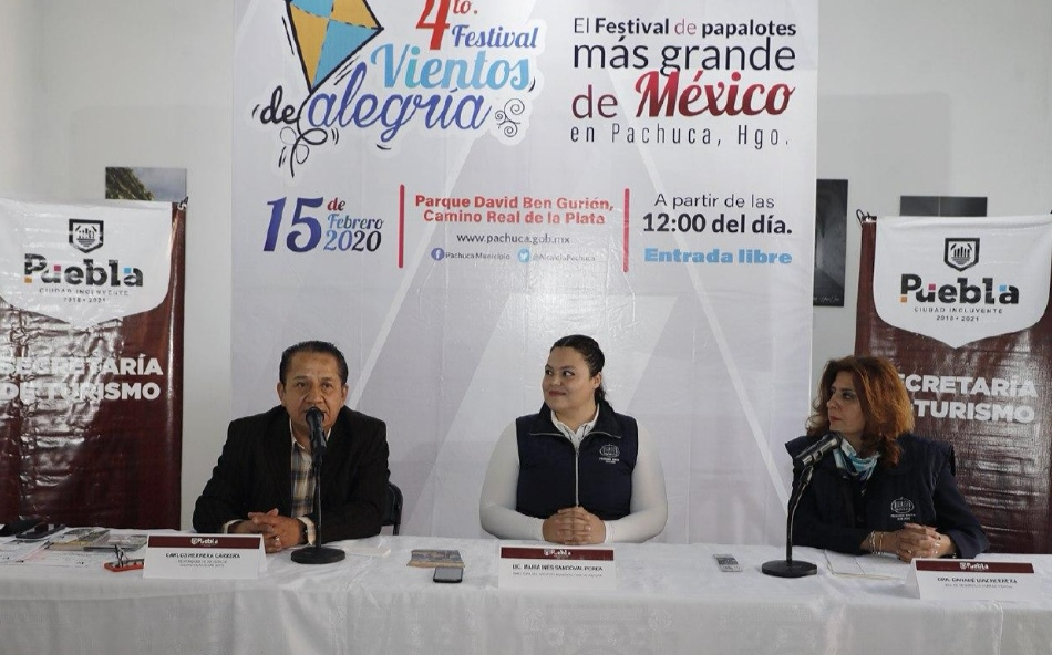 SECRETARÍA DE TURISMO MUNICIPAL COLABORA CON LA PROMOCIÓN TURÍSTICA DEL MUNICIPIO DE PACHUCA , HIDALGO