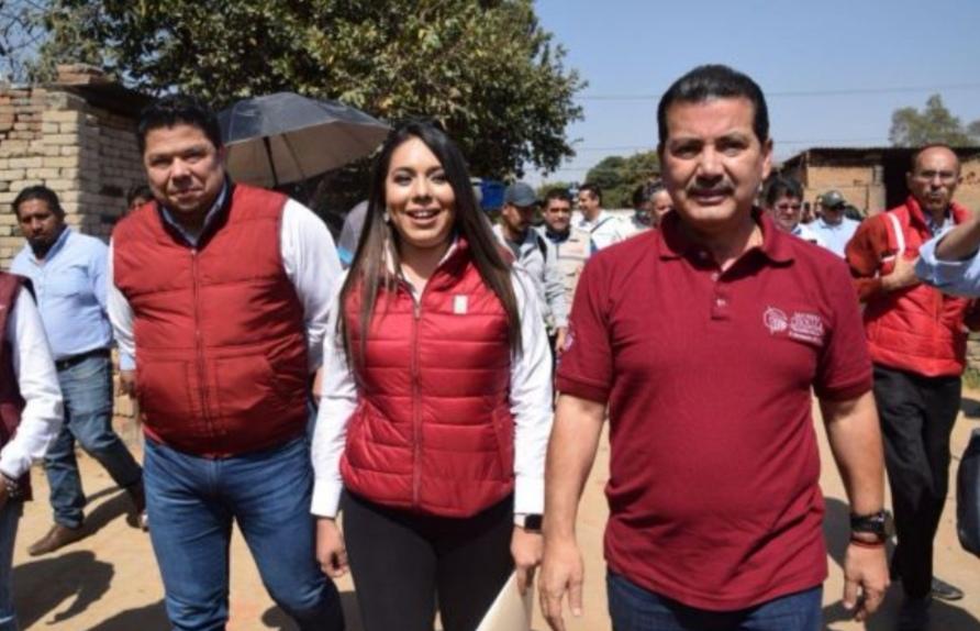 CON APOYO LEGISLATIVO , BENEFICIA GOBIERNO DE SAN PEDRO CHOLULA A MÁS DE 500 FAMILIAS CON CUARTOS Y CALENTADORES SOLARES