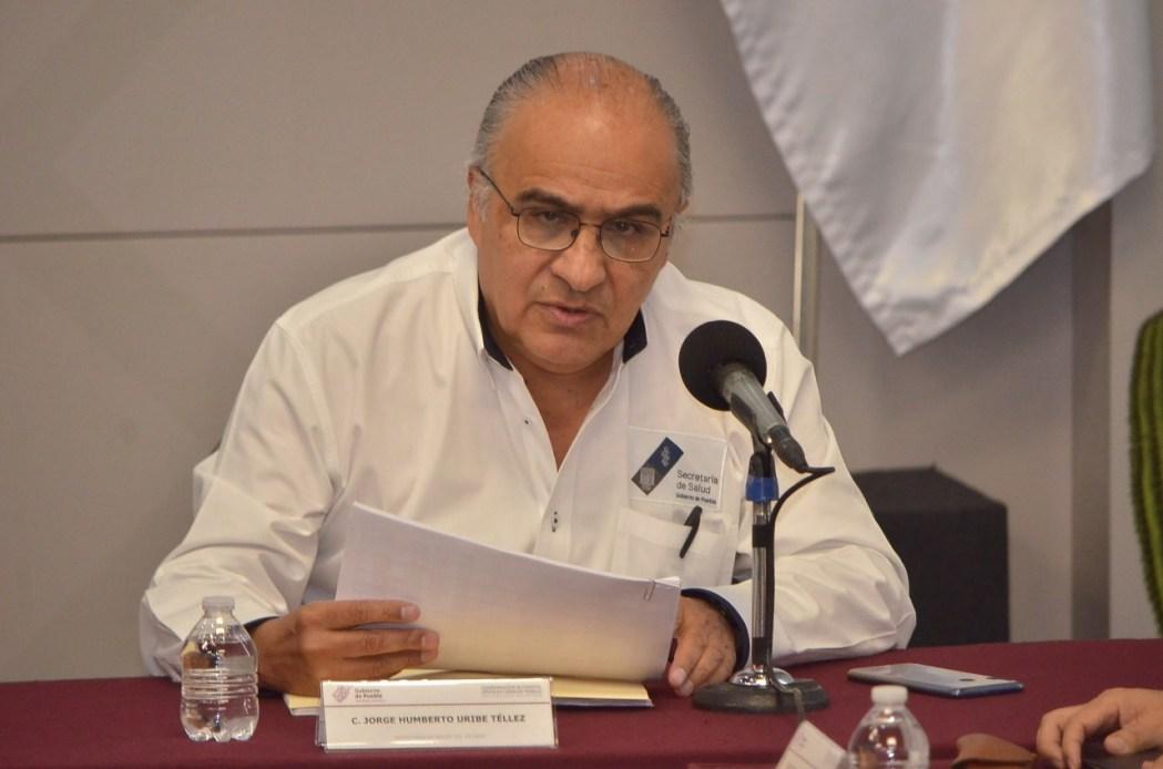TRASLADARÁ GOBIERNO DEL ESTADO A PACIENTES  CON COVID-19 AL HOSPITAL DE CHOLULA