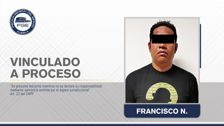 VINCULADO A PROCESO DETENIDO POR ATAQUES CONTRA AGENTES