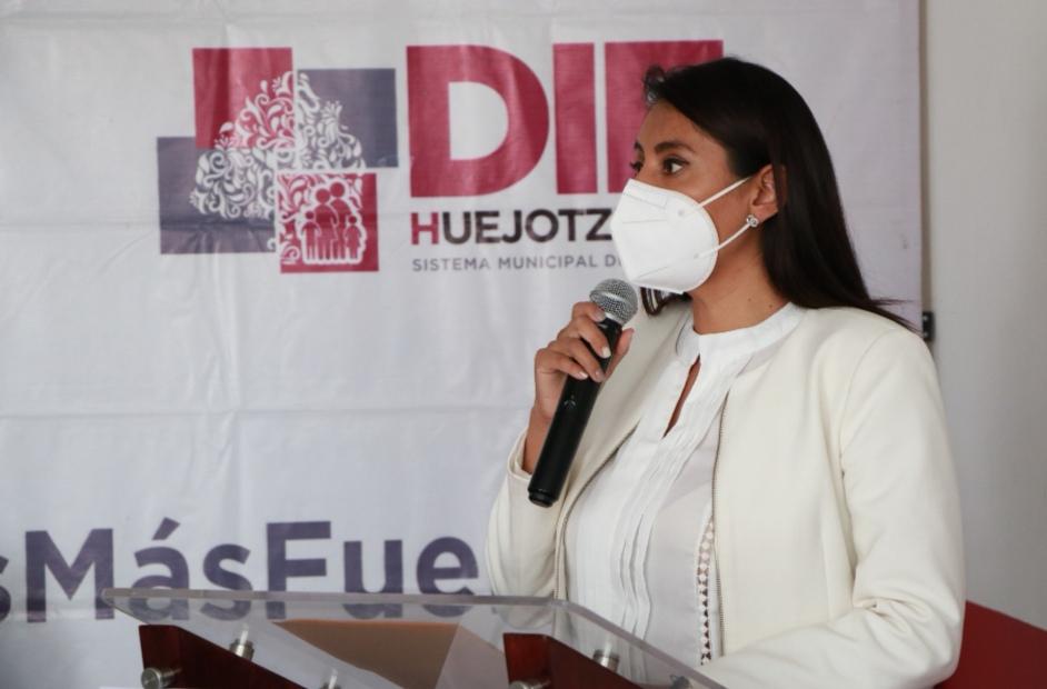 CONTINÚA LA SINERGIA ENTRE EL GOBIERNO DE ANGÉLICA ALVARADO Y EMPRESAS DE HUEJOTZINGO