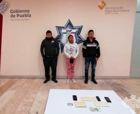 """DETIENE POLICÍA ESTATAL A """"LA BICHO """" NARCOMENUDISTA DE """"EL PELÓN """""""