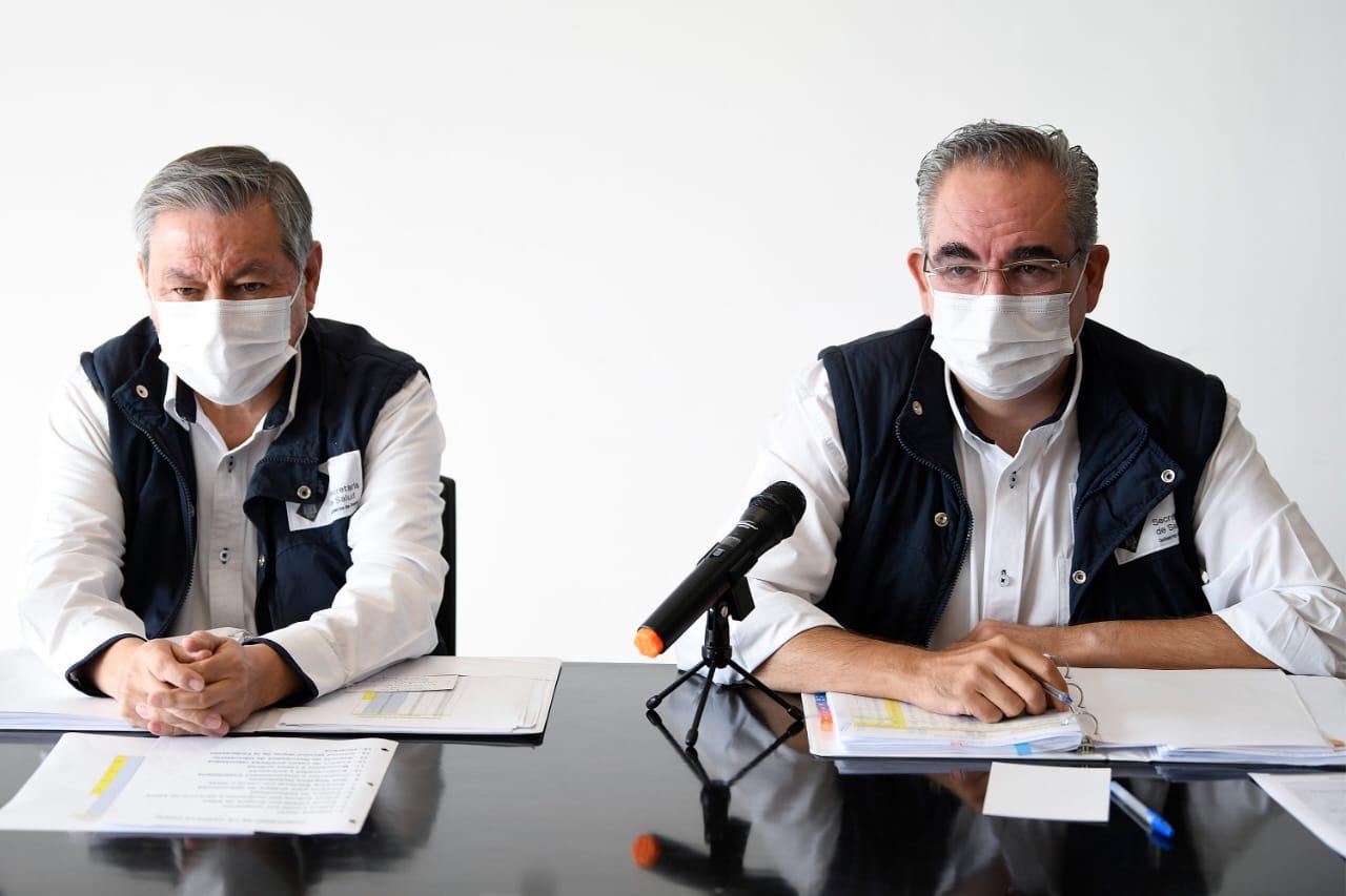 PUEBLA , CON SUFICIENCIA HOSPITALARIA PARA ATENDER A PACIENTES CON COVID-19