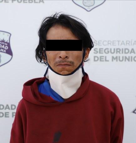RECUPERÓ POLICÍA MUNICIPAL DE PUEBLA BICICLETA DE MONTAÑA VALUADA EN MÁS DE 300 MIL PESOS; UN HOMBRE FUE DETENIDO