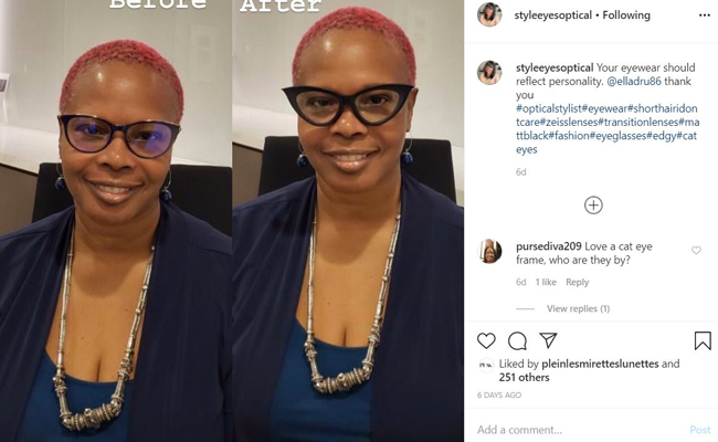 Opticians Share And Inspire In Opticalstylist Hashtag