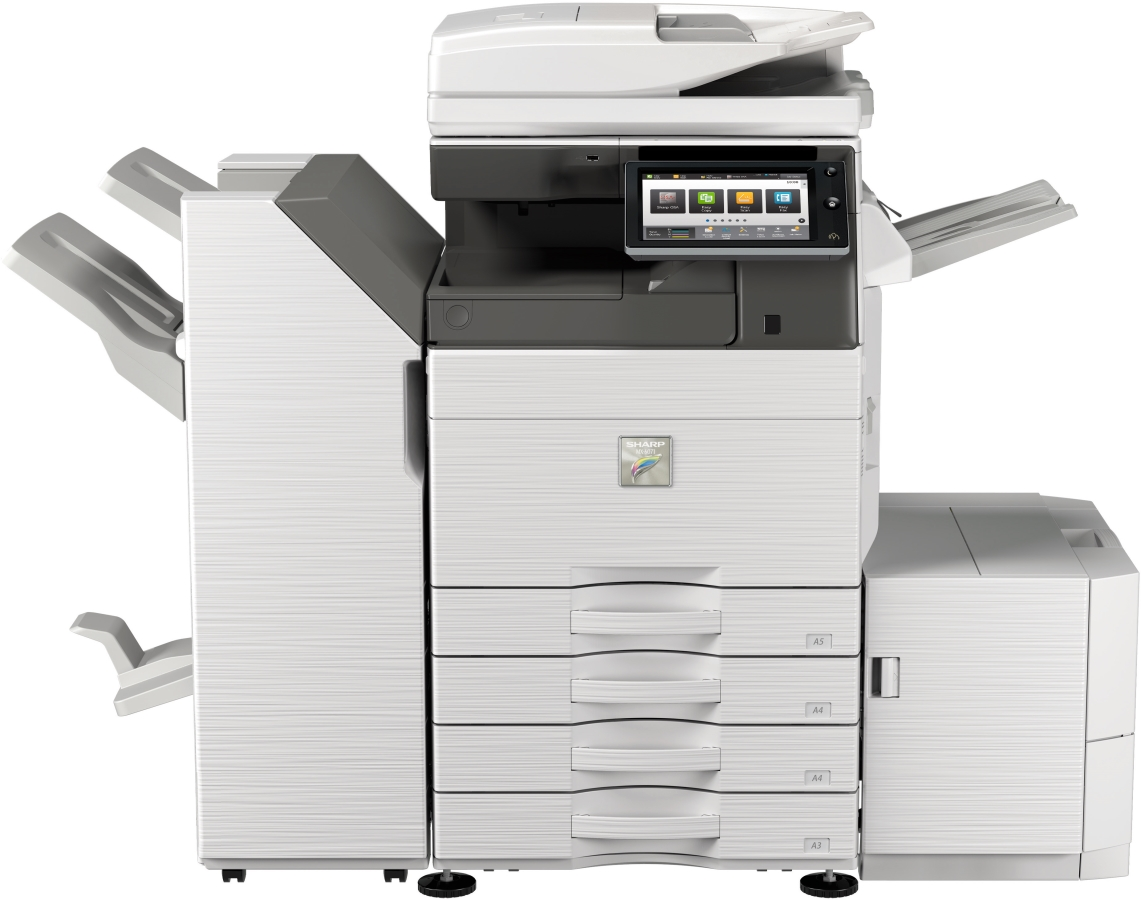 Sharp MX-M42 B&W Copier  Vision Office Systems of Charlotte