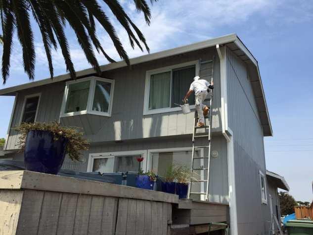 House Paintjob Exterior