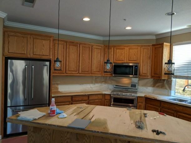 Indoor Kitchen Painter