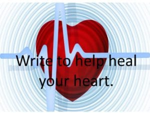 2Write to help heal your heart