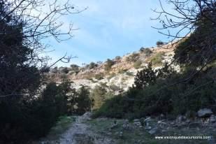 Avakas Gorge Trail