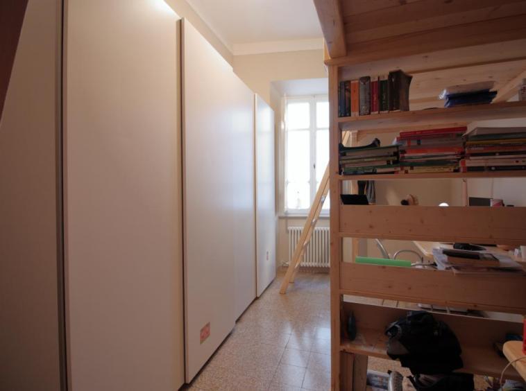 15 - Amelia - Via della Repubblica - Appartamento - Camera da letto