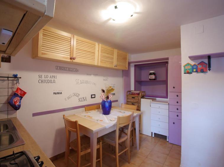 3 - Foce - Appartamento Indipendente - Cucina