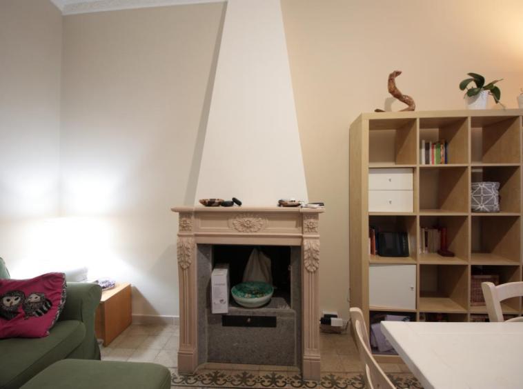 9 - Amelia - Via della Repubblica - Appartamento - Salone Dettagli