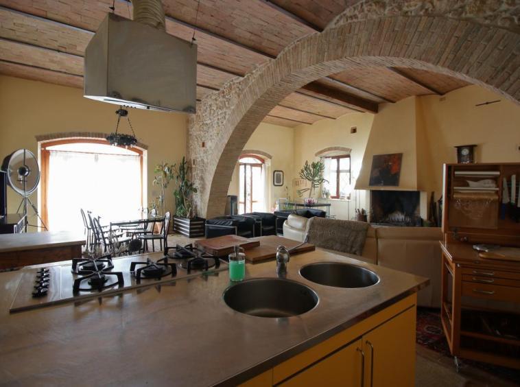 19 - Vigne - Narni - Salone Dettaglio Cucina