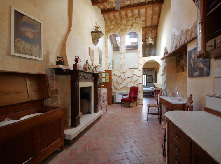 4 - Poggiolo - Calvi dell'Umbria - Cucina