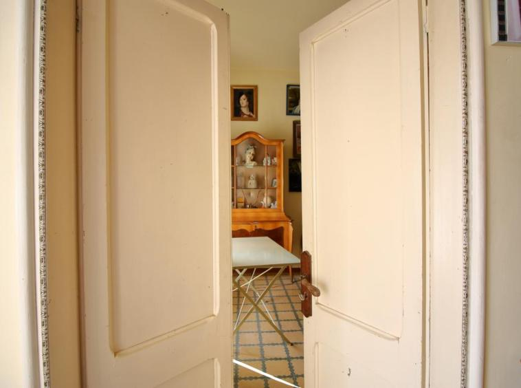 5 - Poggiolo - Calvi dell'Umbria - Vista Ingresso Salone