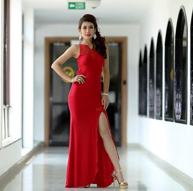 Miss Nepal Ashmi Shrestha 2